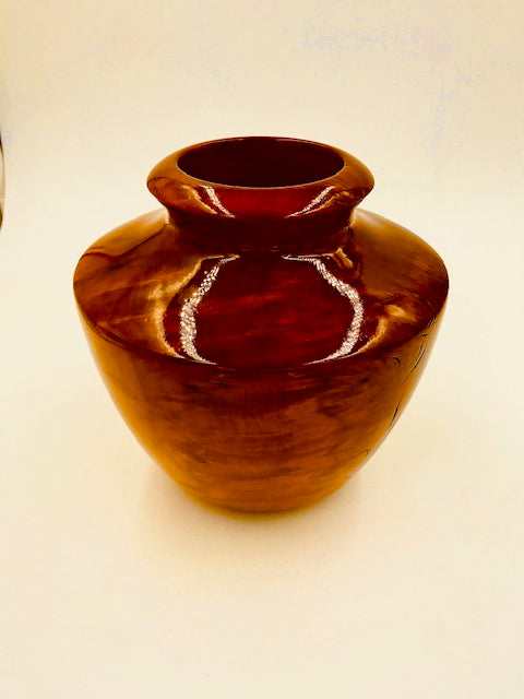 Local Artist of the Week: Richard Ruehle-Laurel Birch Vase