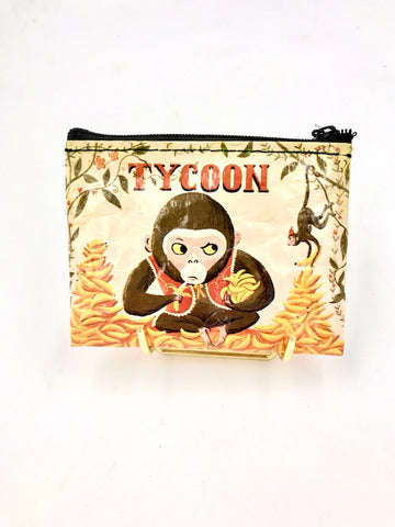 "BlueQ ""Tycoon"" Coin Purse"