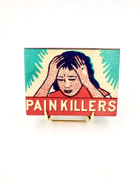 "BlueQ ""Painkillers"" pocket box"