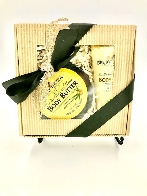 Bee By The Sea Hydrating Collection Gift Package