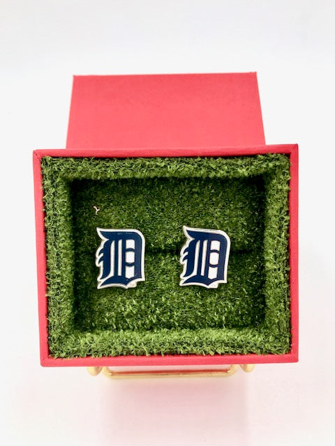 Cufflinks-Detroit Tigers