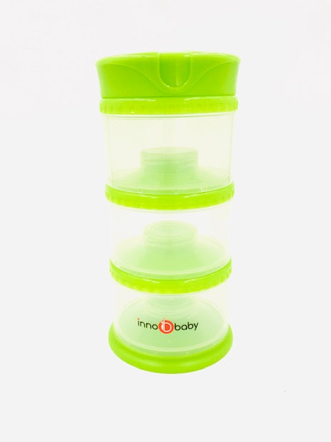 Stack N Seal Twistable 3 Tier Green