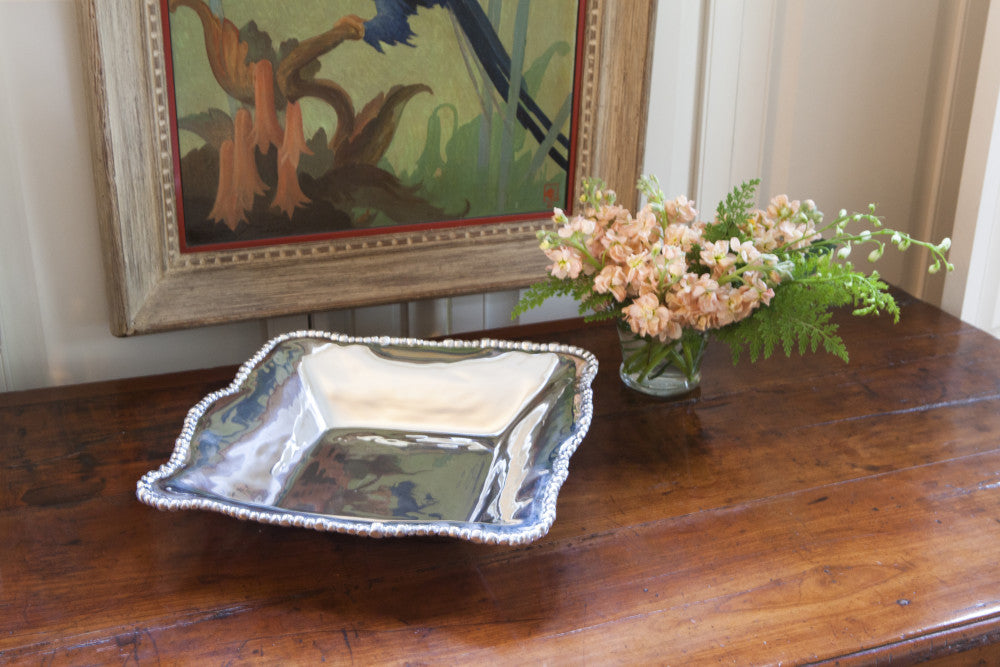 Beatriz Ball Organic Pearl Nova Square Medium Bowl