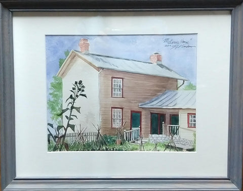 "Local Artist of the Week: Jen Sowders ""McKinnis House"" (2019)"