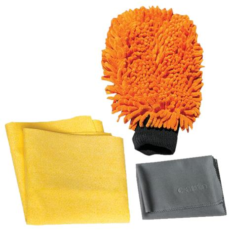 E-cloth Car Cleaning Kit