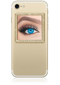 iDecoz Phone Mirror with Crystals