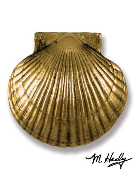 Michael Healy Door Knocker: Sea Scallop