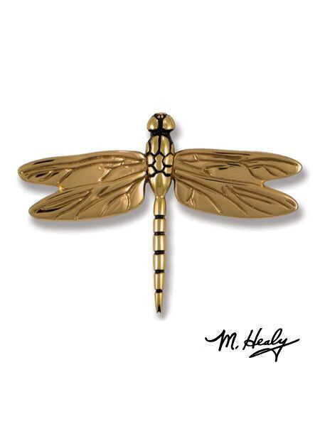 Michael Healy Door Knocker: Dragonfly