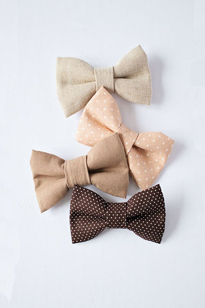 Ring Bearer Bow Tie, Boys Bow Tie