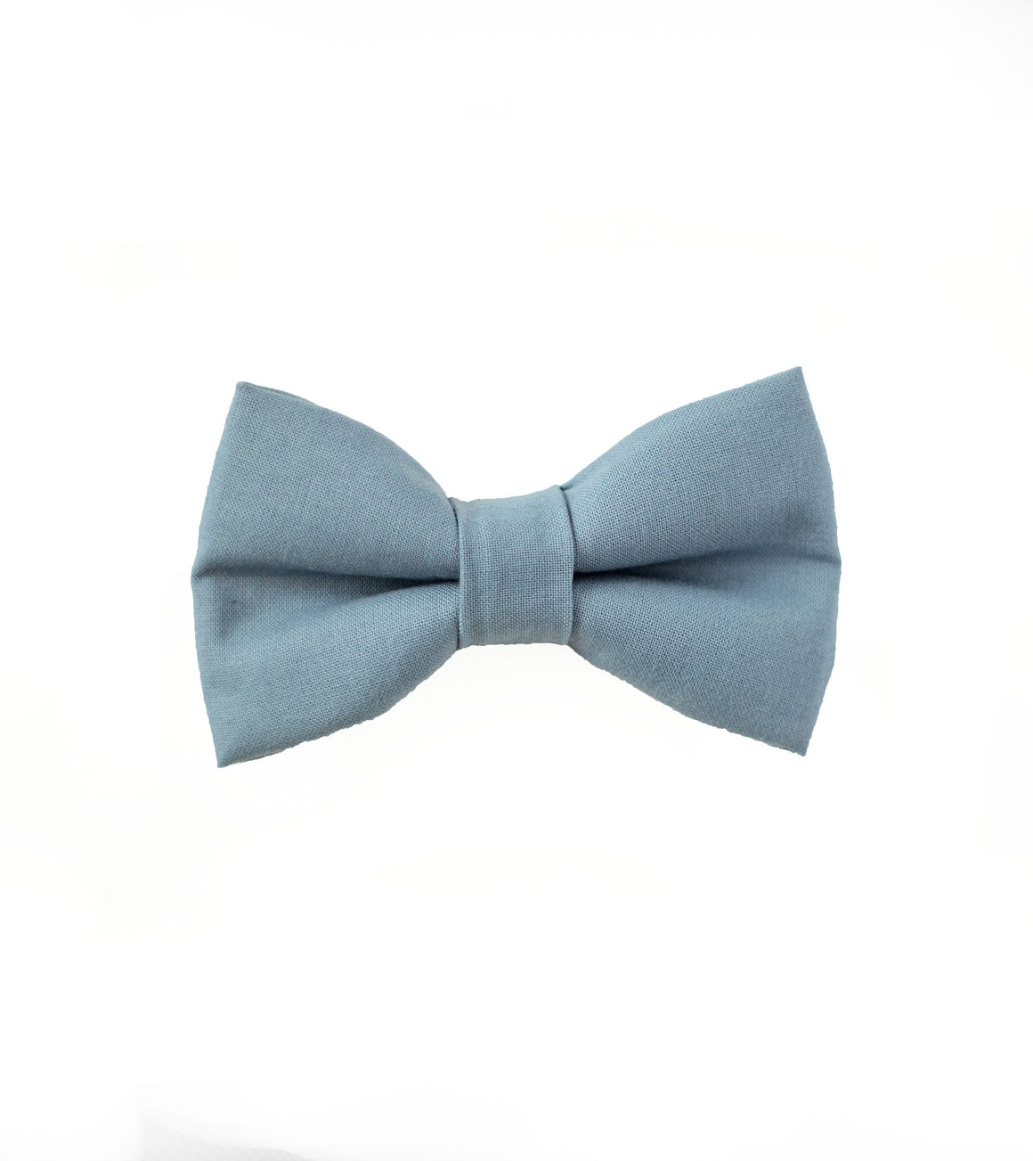 Dusty Blue Bow Tie - Newborn to Adult sizes