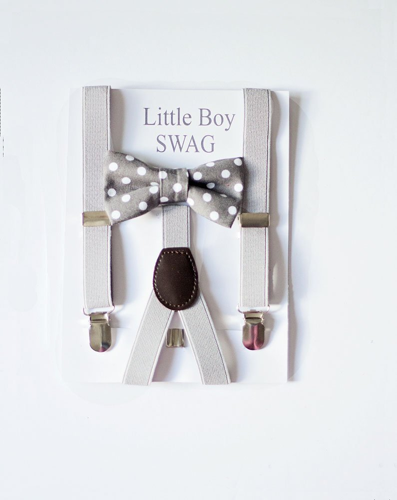 Baby Boy Bow Tie Suspender Set, First Birthday Boy, Toddler Bow Tie, Boys  Cake Smash Outfit, Boys Suits, Ring Bearer Outfit, Boys Gift