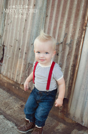 boy christmas suspenders..kids christmas outfit..baby boy suspenders..ring bearer outfit..1st birthday boy..kids suspenders..wedding