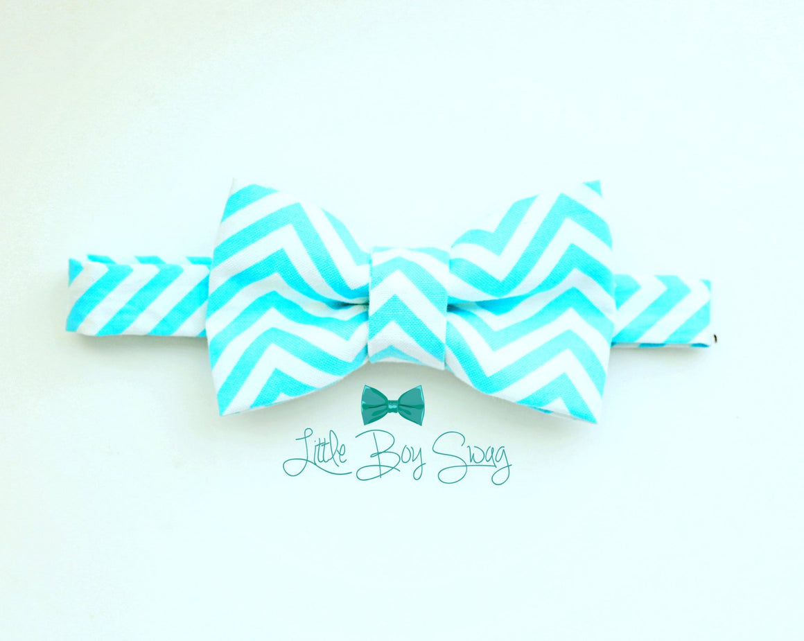 Baby Boy Turquoise Bow Tie, 1st Birthday Boy, Ring Bearer Bow Tie, Cake Smash Bow Tie, Wedding, Kids Bow Tie, Boys Gift, Turquoise Bow Tie