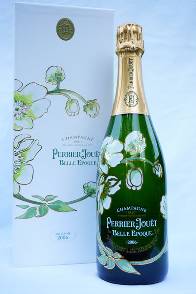 Perrier Jouët Belle Epoque (Champagne, France) - 2006