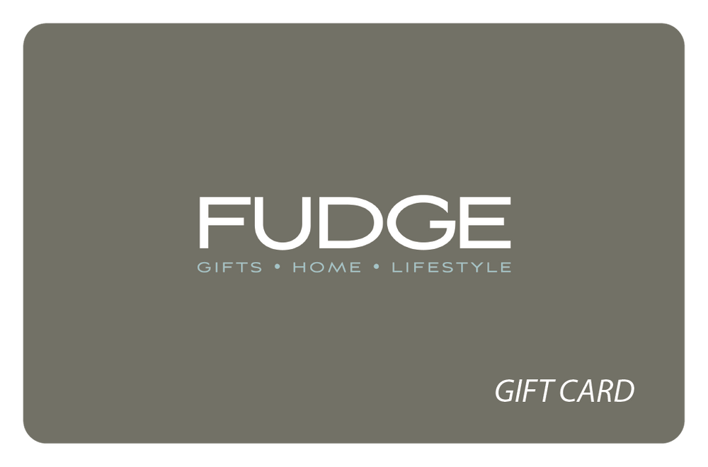 Fudge Gifts Home Lifestyle - Gift Card