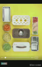 Load and play video in Gallery viewer, Electric Food Container with Insulated Lunch Bag