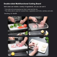Load image into Gallery viewer, Stainless Steel Cutting Board