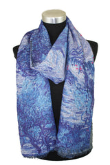 Digitally Printed Scarves-Rectangle R