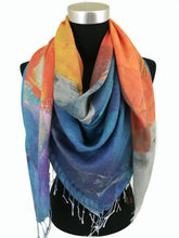 Load image into Gallery viewer, Digitally Printed Scarf