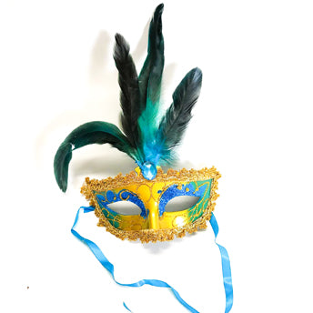 Feather Masks kit for Kids