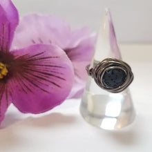 Load image into Gallery viewer, Essential Oils Rings 0083