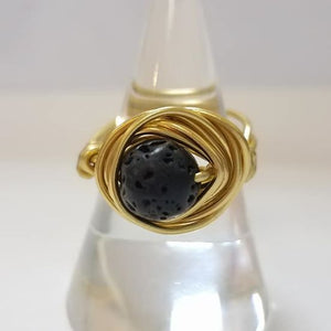Essential Oils Rings 0101