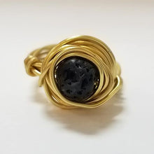 Load image into Gallery viewer, Essential Oils Rings 0102