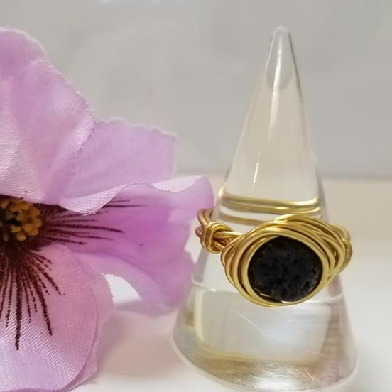 Essential Oils Rings 0105