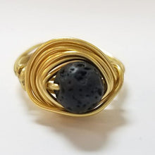 Load image into Gallery viewer, Essential Oils Rings 0103