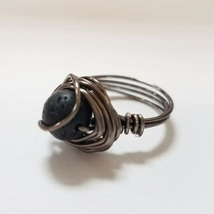 Essential Oils Rings 0081
