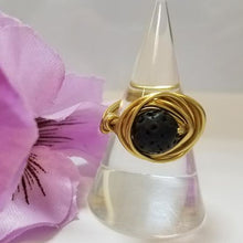 Load image into Gallery viewer, Essential Oils Rings 0101