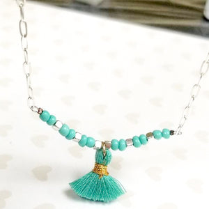 May 4th - 10h Mothers Day Jewelry Workshop / Kids Ages 10-13