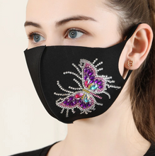 Load image into Gallery viewer, Butterfly - Mask Art Crafts kit
