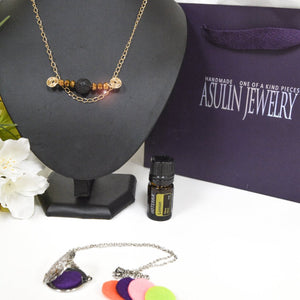 Essential Oils Necklaces 0406