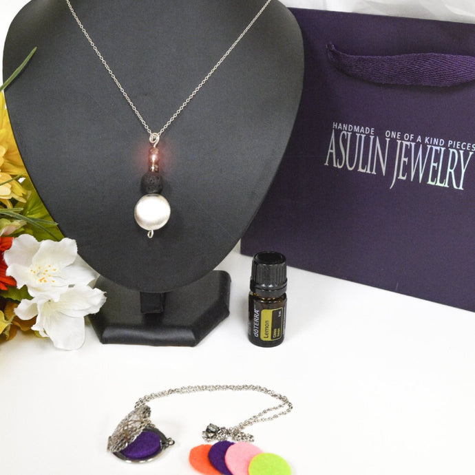 Essential Oils Necklaces 0412
