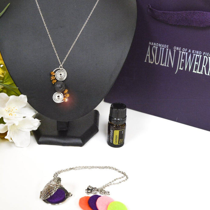 Essential Oils Necklaces 0414