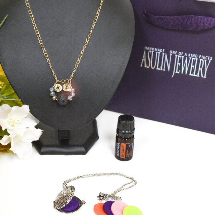 Essential Oils Necklaces 0423