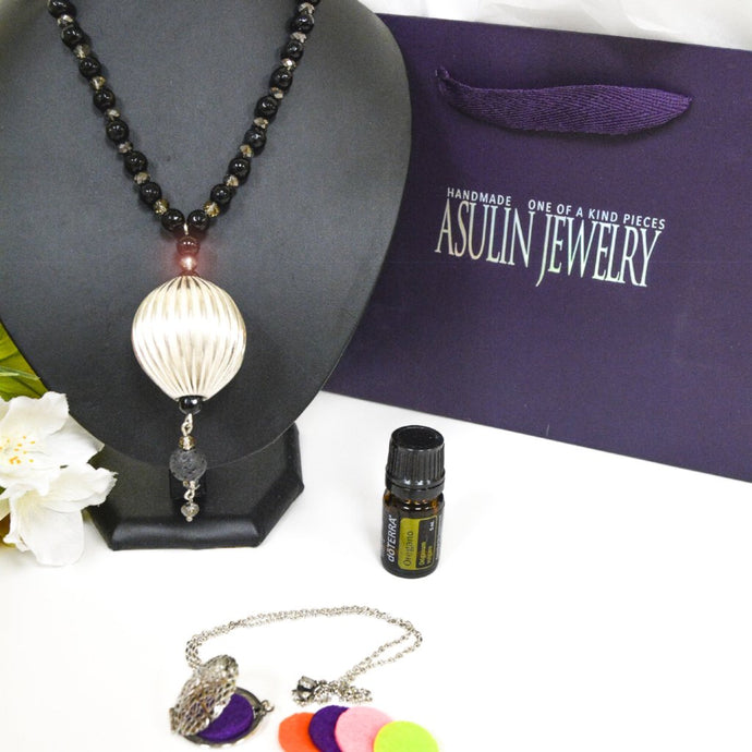 Essential Oils Necklaces 0427