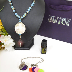 Essential Oils Necklaces 0429