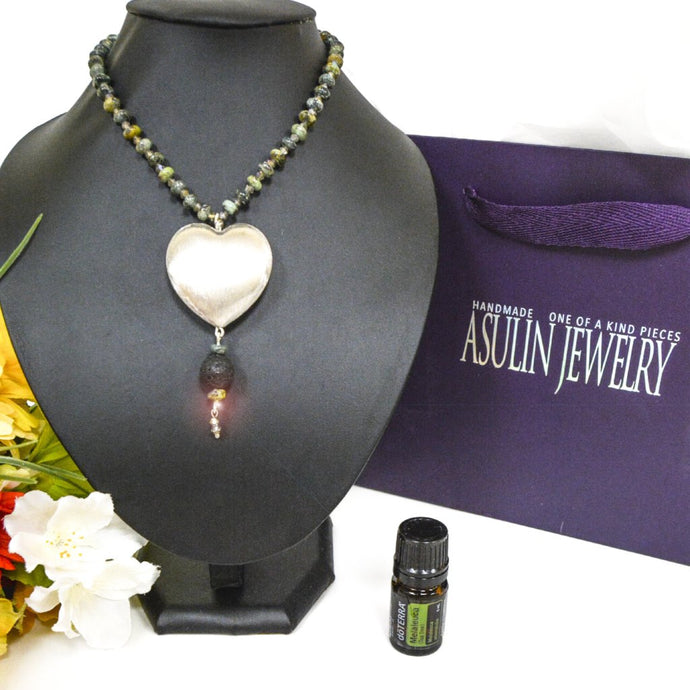 Essential Oils Necklaces 0433