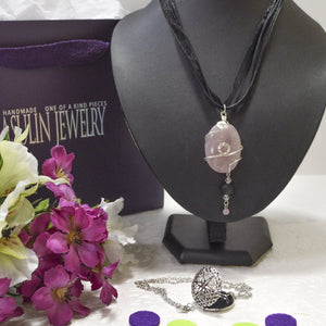 Essential Oils Necklaces 0442