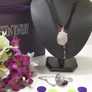 Essential Oils Necklaces 0444