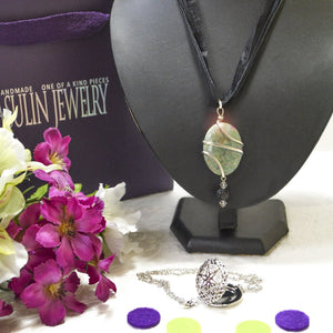 Essential Oils Necklaces 0449