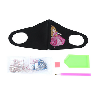 Fairy 2 - Mask Art Crafts kit