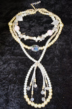 Load image into Gallery viewer, Multi Pearl Strand & Glass Bead Necklace