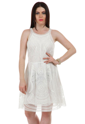 Lady R Camryn Falrry Short Dress