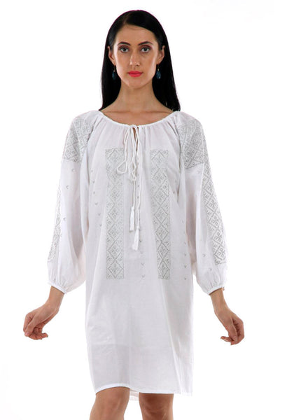 Lady R Jadwiga Cotton Voil Tunic