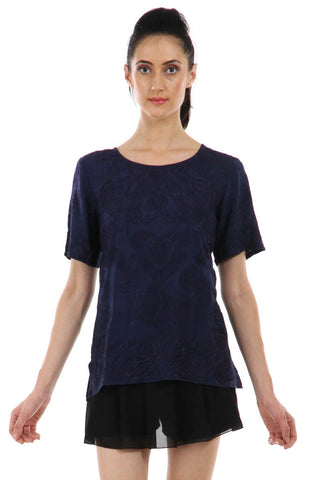 Lady R Willa Total Thread Work Top