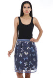 Lady R Breanna Silk Organza Butterfly Skirt