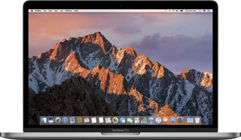 "New 2016! Apple - MacBook Pro® with Touch Bar - 13"" Display - Intel Core i5 - 8 GB Memory - 512GB Flash Storage"